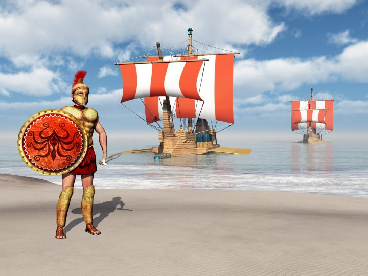 About the Battle of Pylos – Athens Vs. Sparta