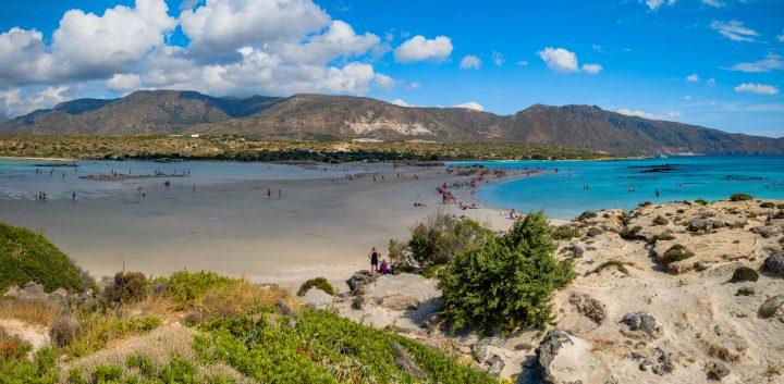 6 Top Beaches to Enjoy on Crete Island