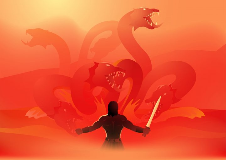 7 Fierce Monsters of Greek Mythology