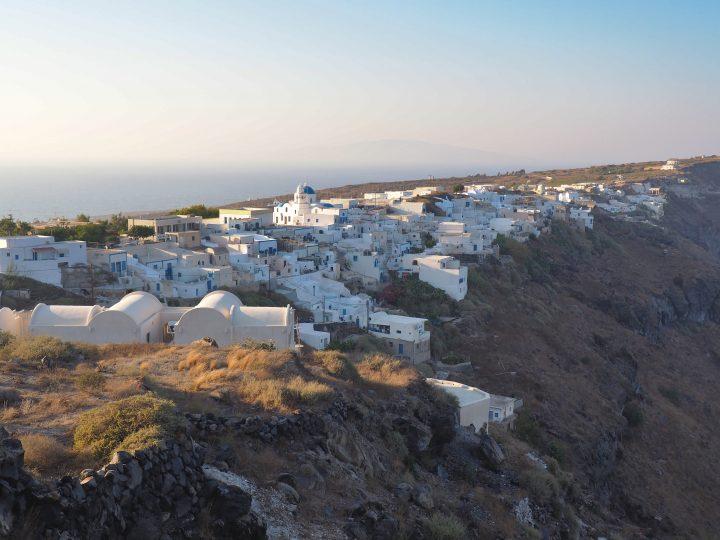 Visit the Santorini Cultural Village