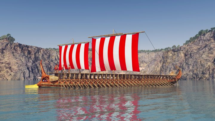 Battle of Sybota – Important Naval Battle of Ancient Greece