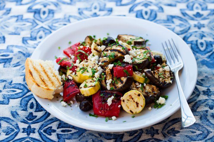Simple Greek Style Stir Fry