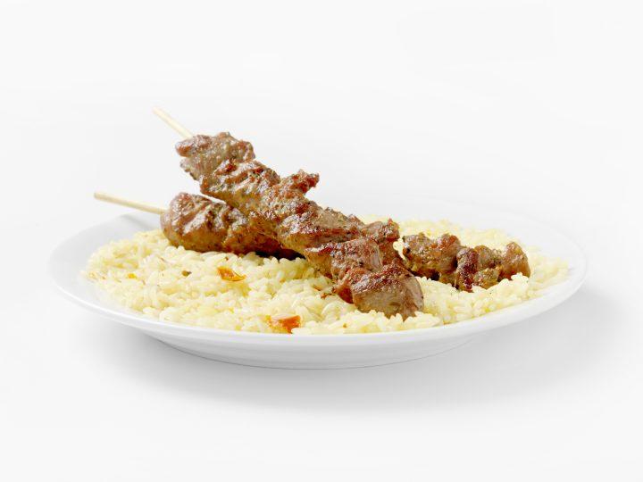 Fast Greek Style Lamb and Grain Bowls Recipe