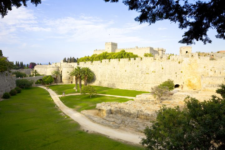 Tour the Palace of the Grand Master in Rhodes, Greece