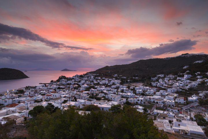 Top Villages to Visit in Patmos
