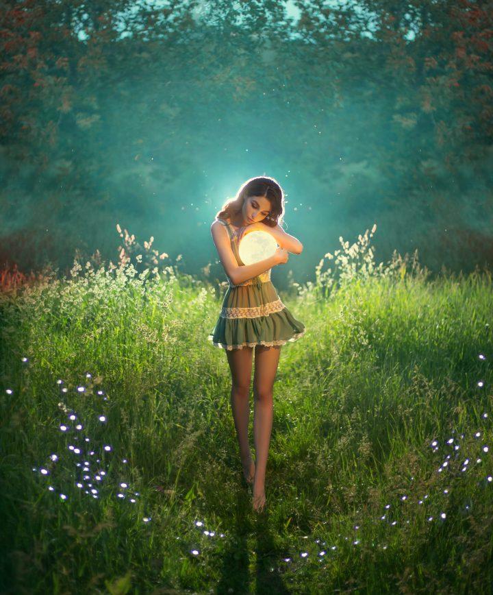 Selene – Titan Goddess of the Moon