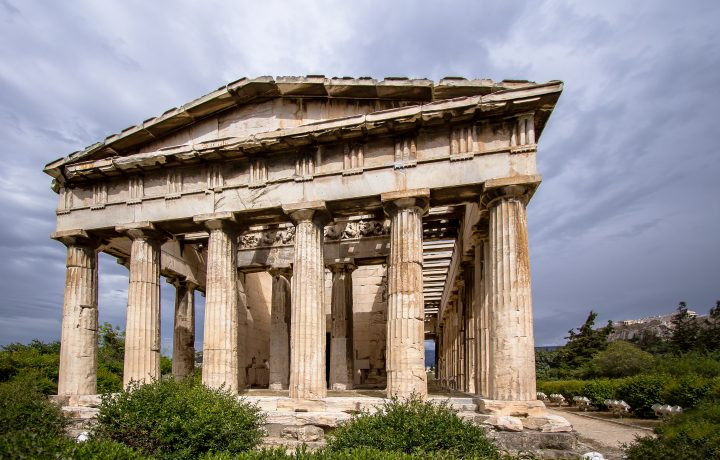 Top 5 Military and Political Leaders of Ancient Greece