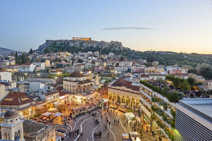 Take a City Tour of Athens During Your Visit