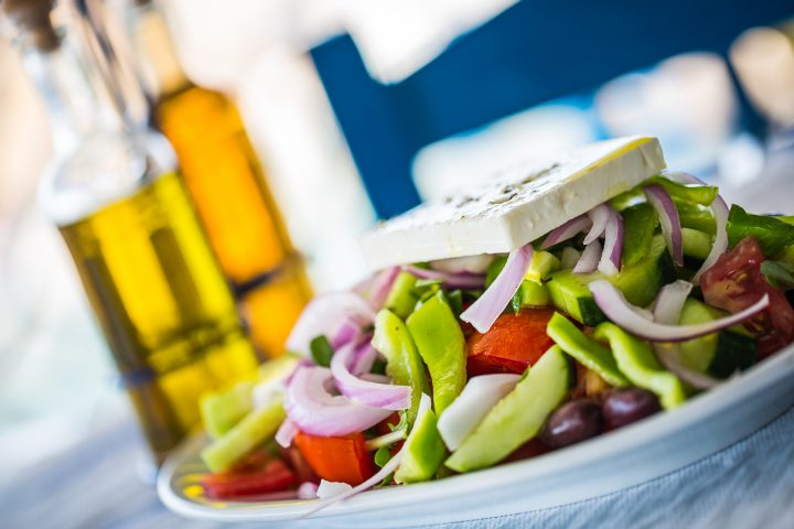 Food and Drink to Try in Greece
