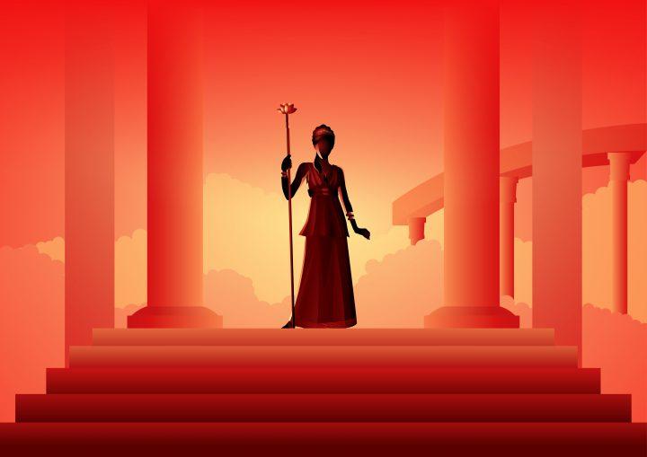 Omphale – Lydian Queen of Greek Mythology