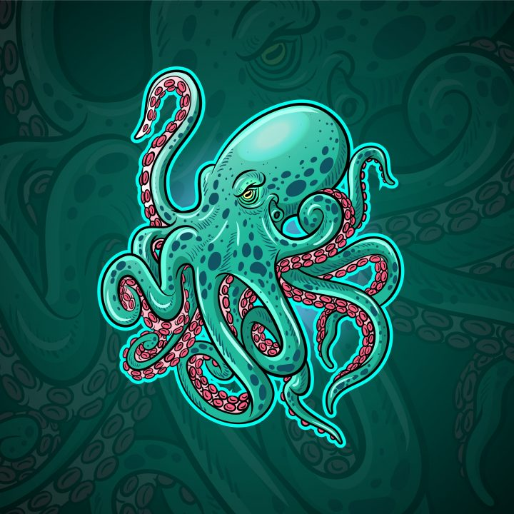 Kraken (Scylla) – Sea Creature of Greek Mythology