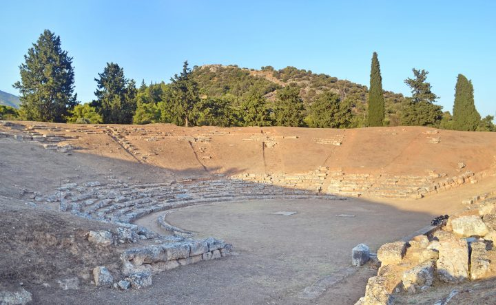 History of Eretria in Ancient Greece