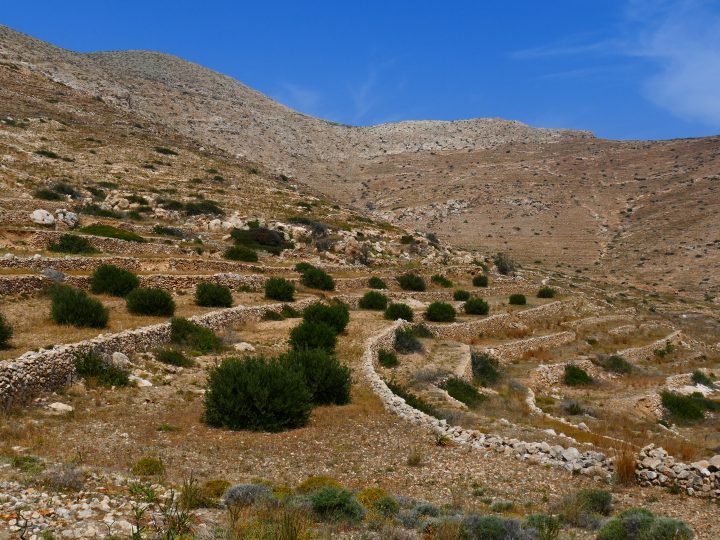 Go Hiking in Sikinos, Greece
