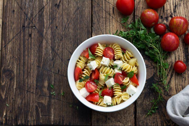 Simple Greek Feta Pasta Recipe