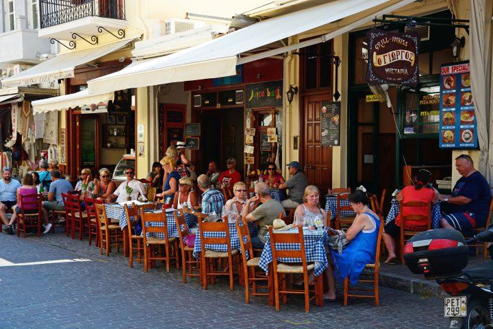 Visit Rethymnon Old Town on Crete