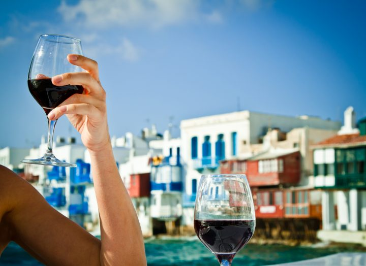 Go Wine Tasting on Mykonos Island