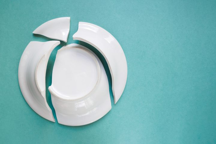 Greek Tradition of Smashing Plates